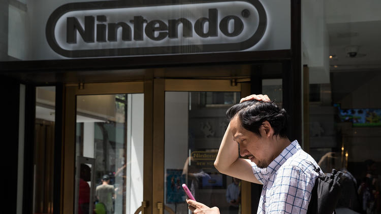 Nintendo stock tanks after 'Pokemon Go' investors realize company doesn't own game