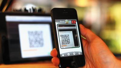 Will food shoppers really seek out GMO information using QR codes?
