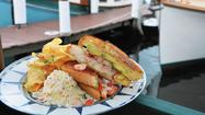 Pictures: Ford's Lobster In Noank