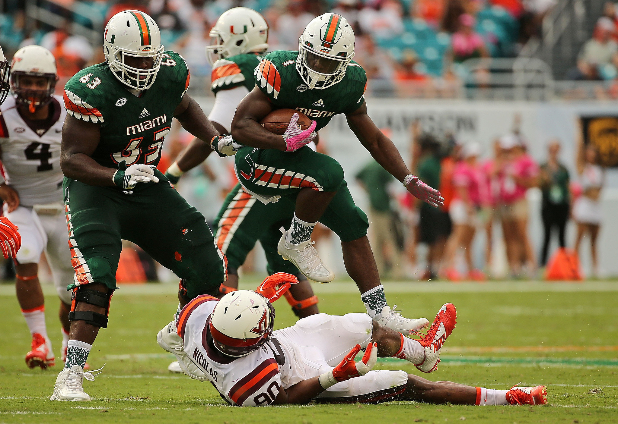Image Result For Miami Hurricanes Mark Walton