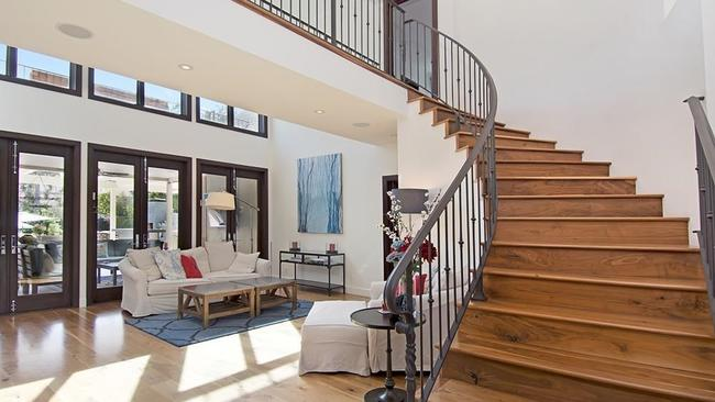 butler room former clipper caron butler scores a home with a hoop in woodland
