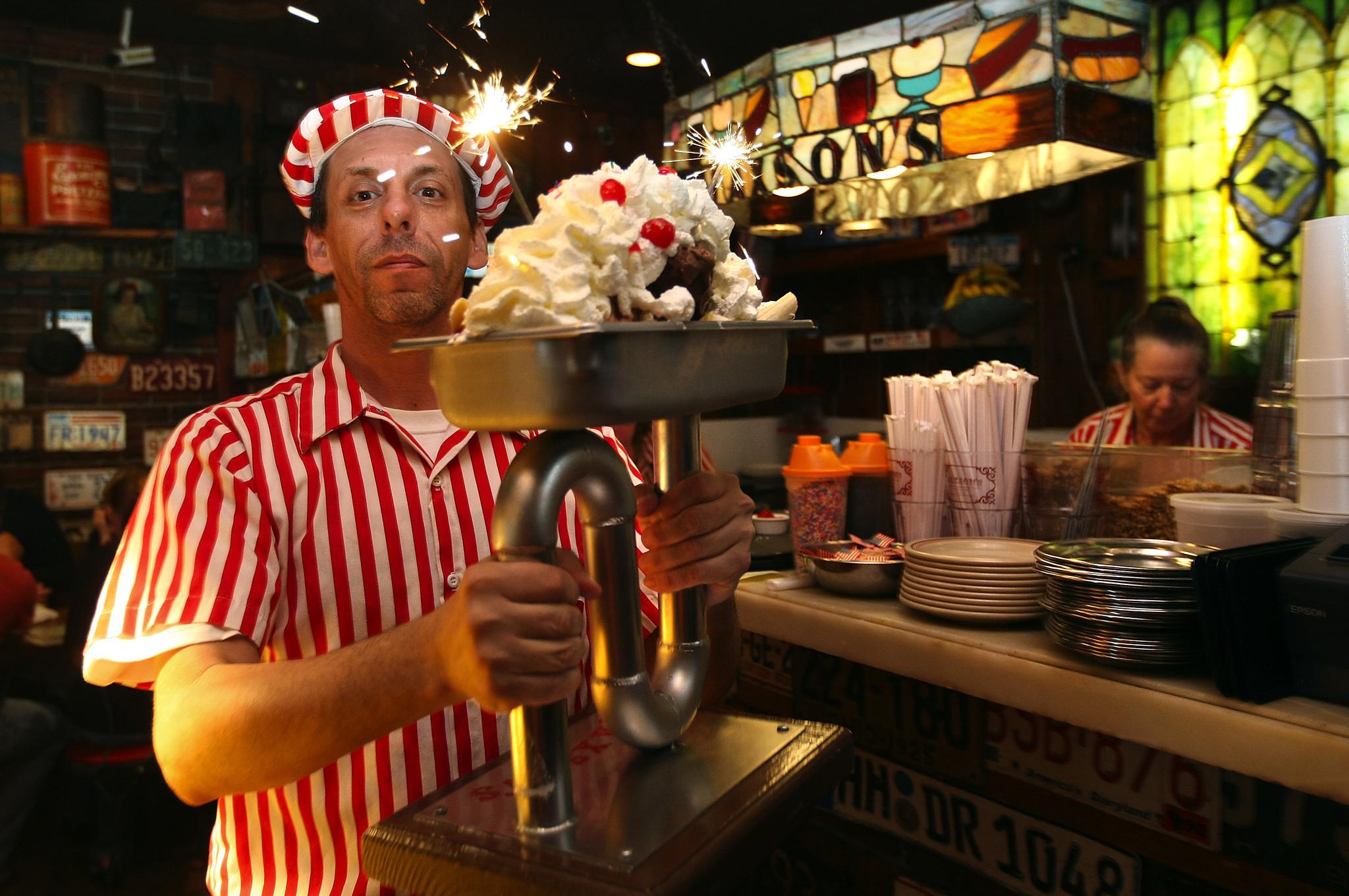 Jaxson\'s Ice Cream Parlor and Restaurant - southflorida.com