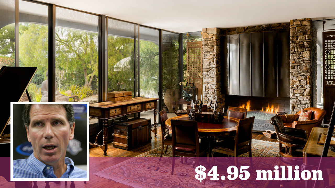 Kiki VanDeWeghe looks to pass his stylish pound in Encino to a
