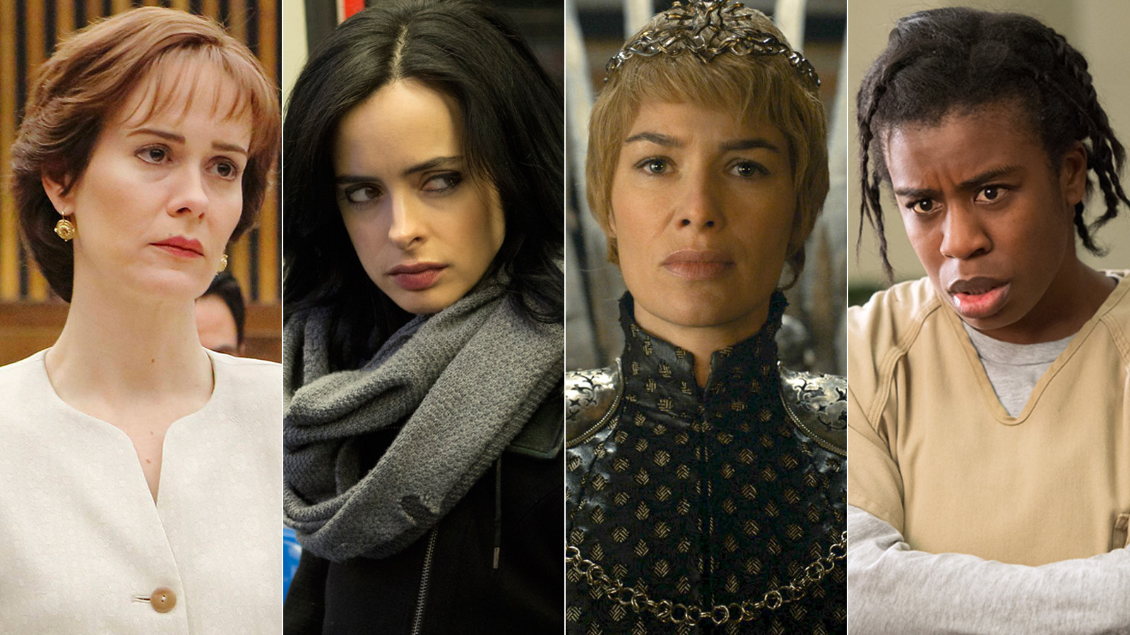 Anger is an energy for a new wave of women in pop culture