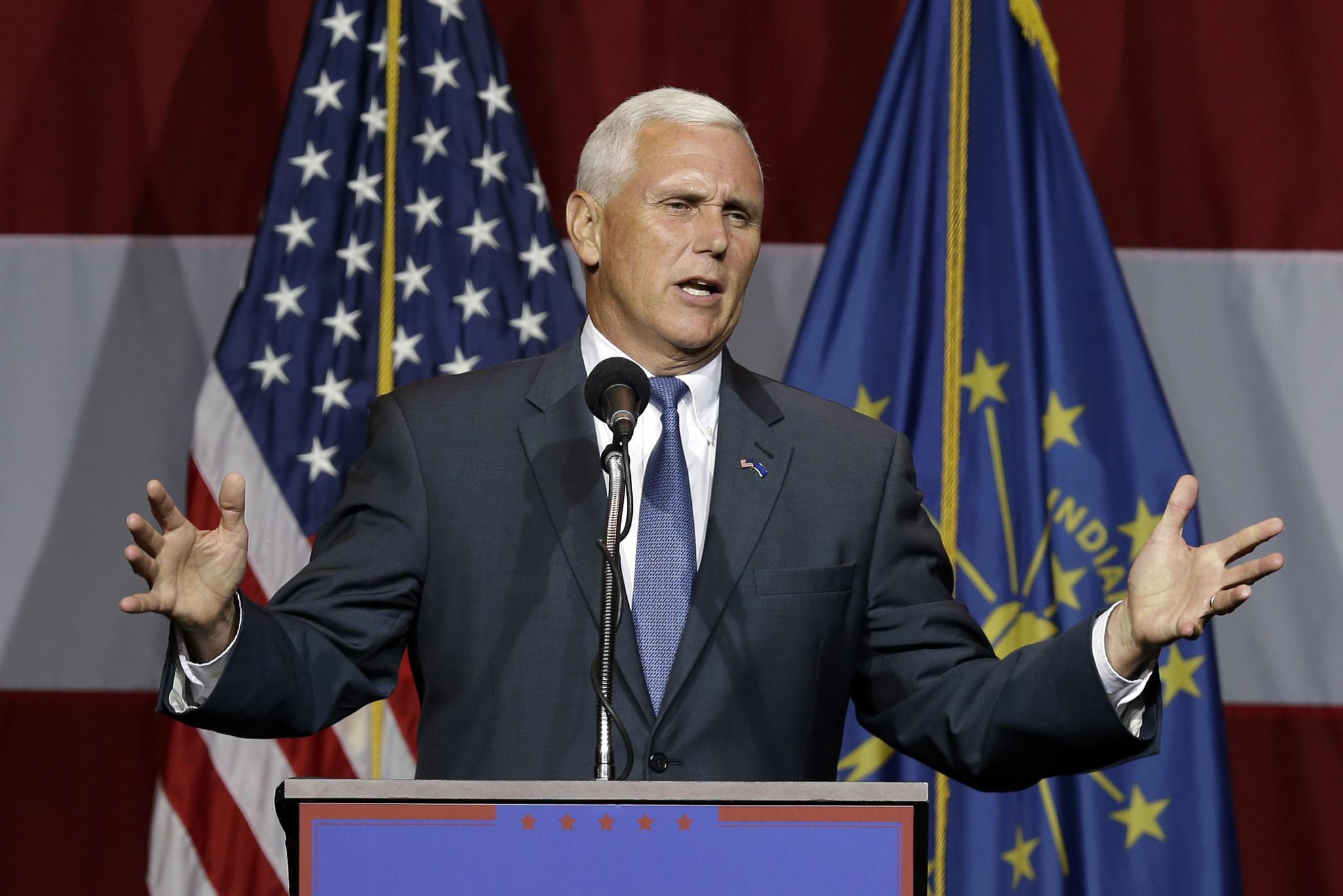trump vice president