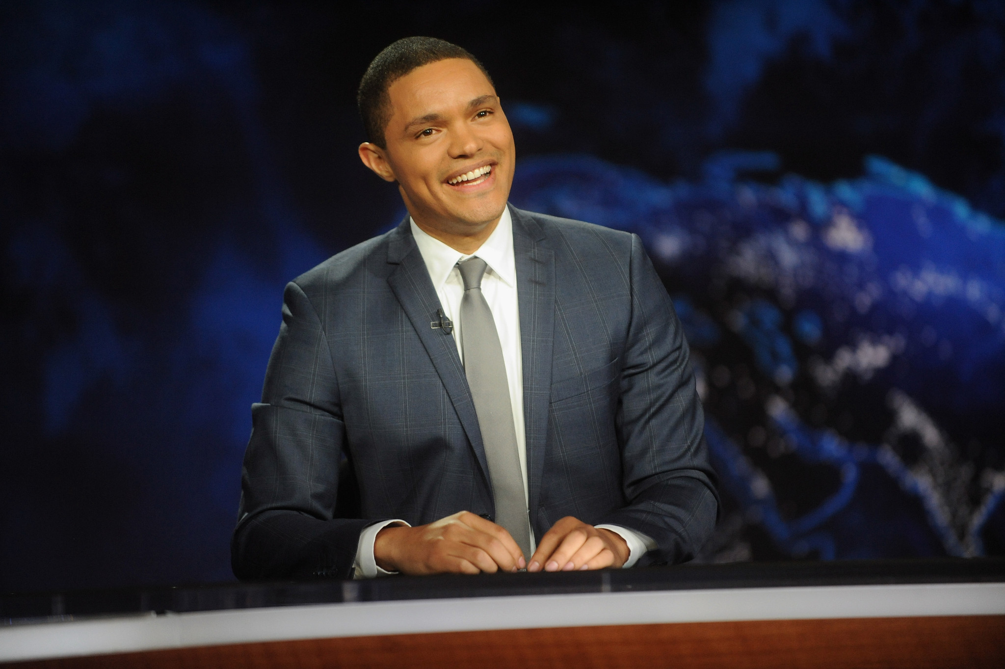 Trevor noah and the daily show lead the fray in convention coverage chicago tribune