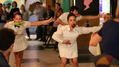 Salonathon celebrates 5 years 'underground'