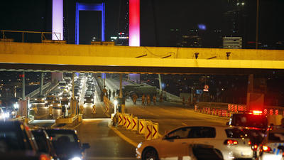 Straddling East and West, Turkey is a critical ally of the U.S.
