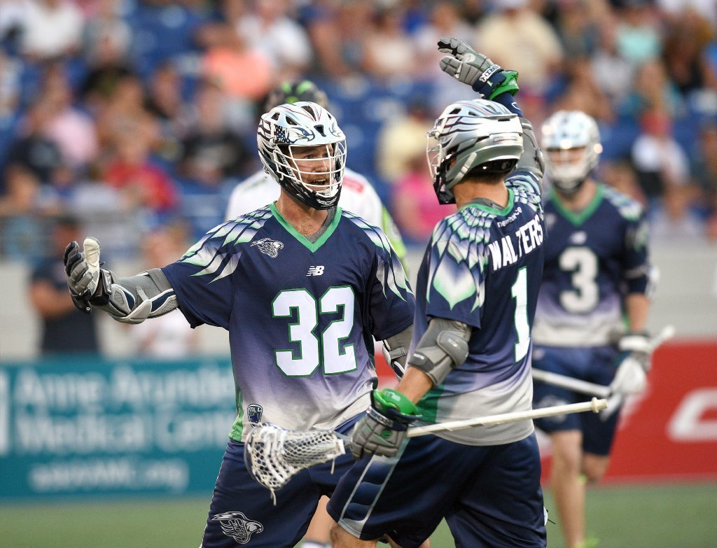 From preps to the pros: Shining in Major League Lacrosse ...