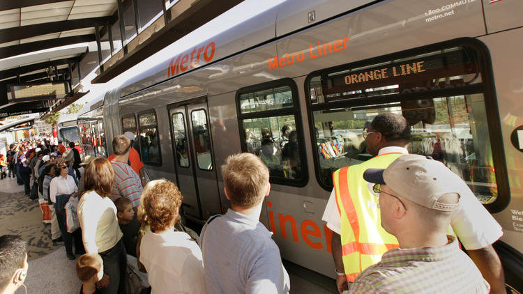 Metro Orange Line