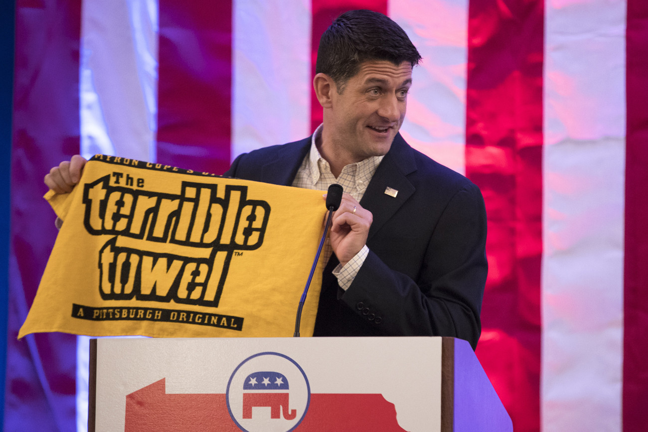 Republican hopefuls eye 2020 election at 2016 convention ...