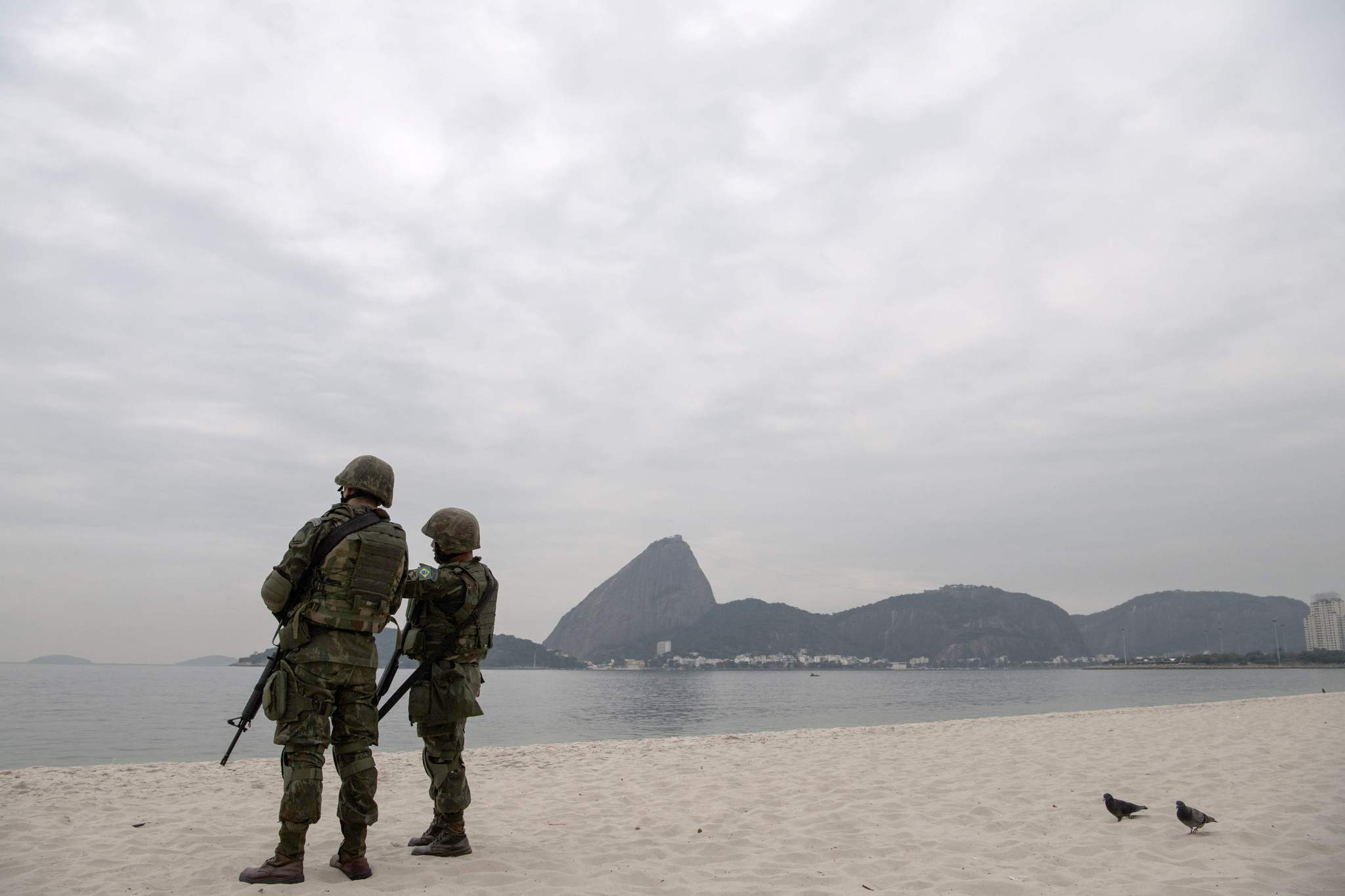 Poll: Many Brazilians think Olympic Games cause more harm than good