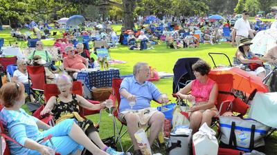 Boston Symphony Back Outdoors At Tanglewood
