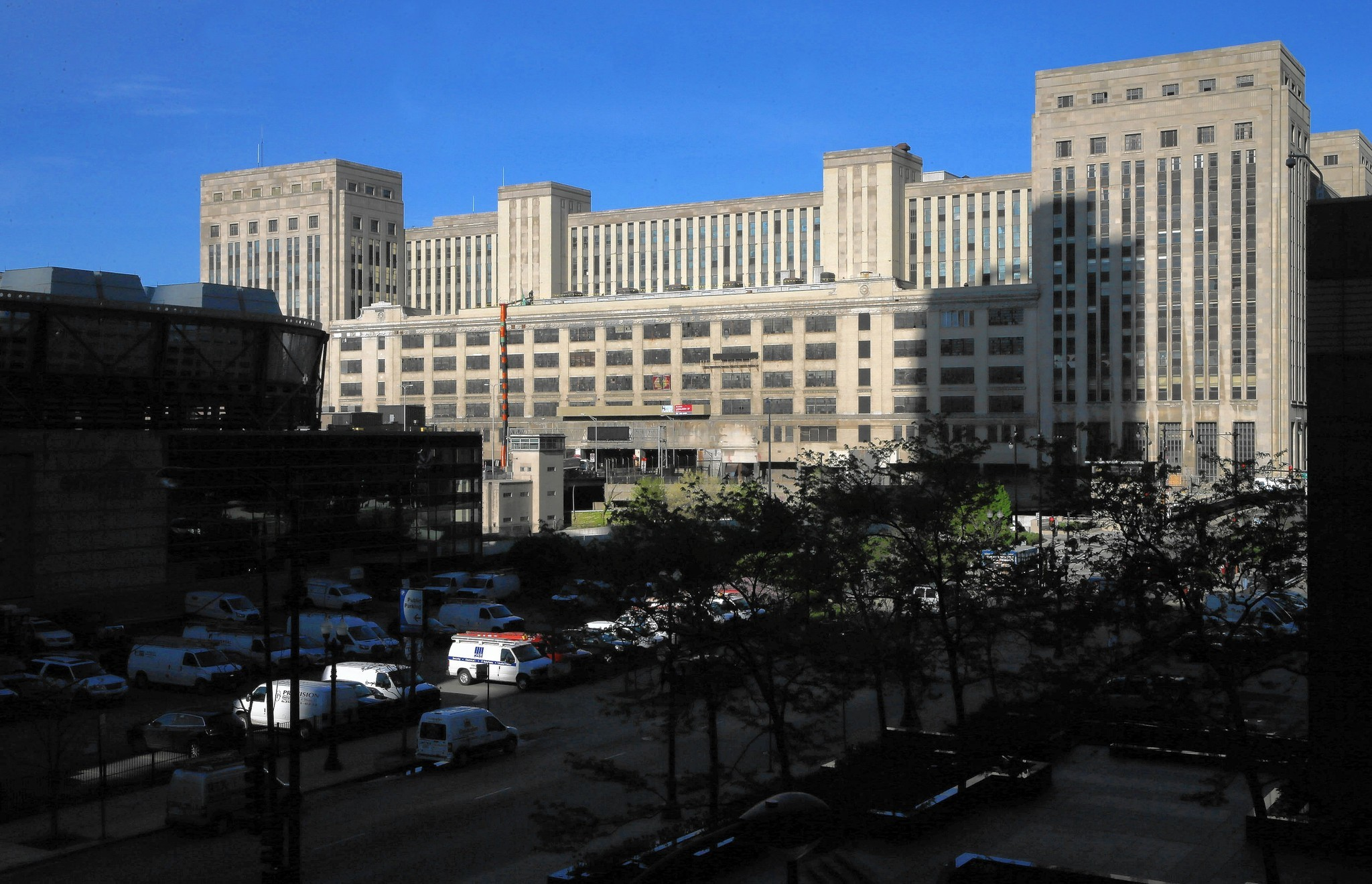 Renovations To Old Main Post Office Set To Begin Chicago