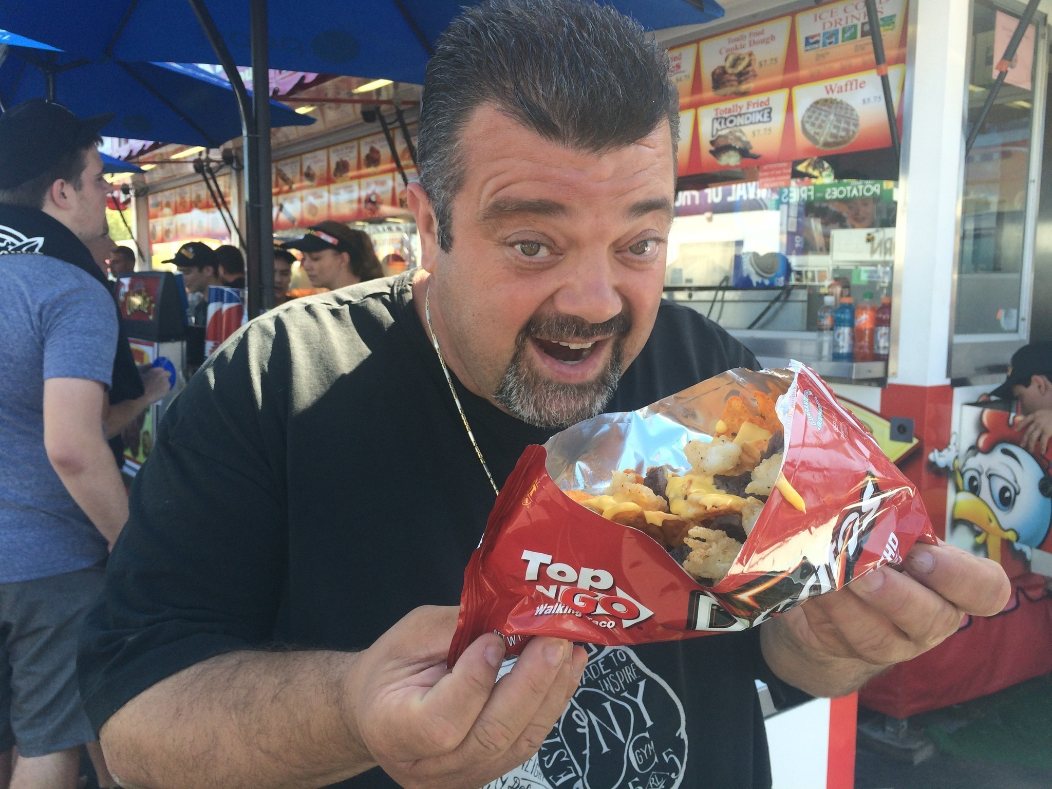 What you should be eating at the Orange County fair: Nutella, 'Game of Thrones'-inspired hot ...