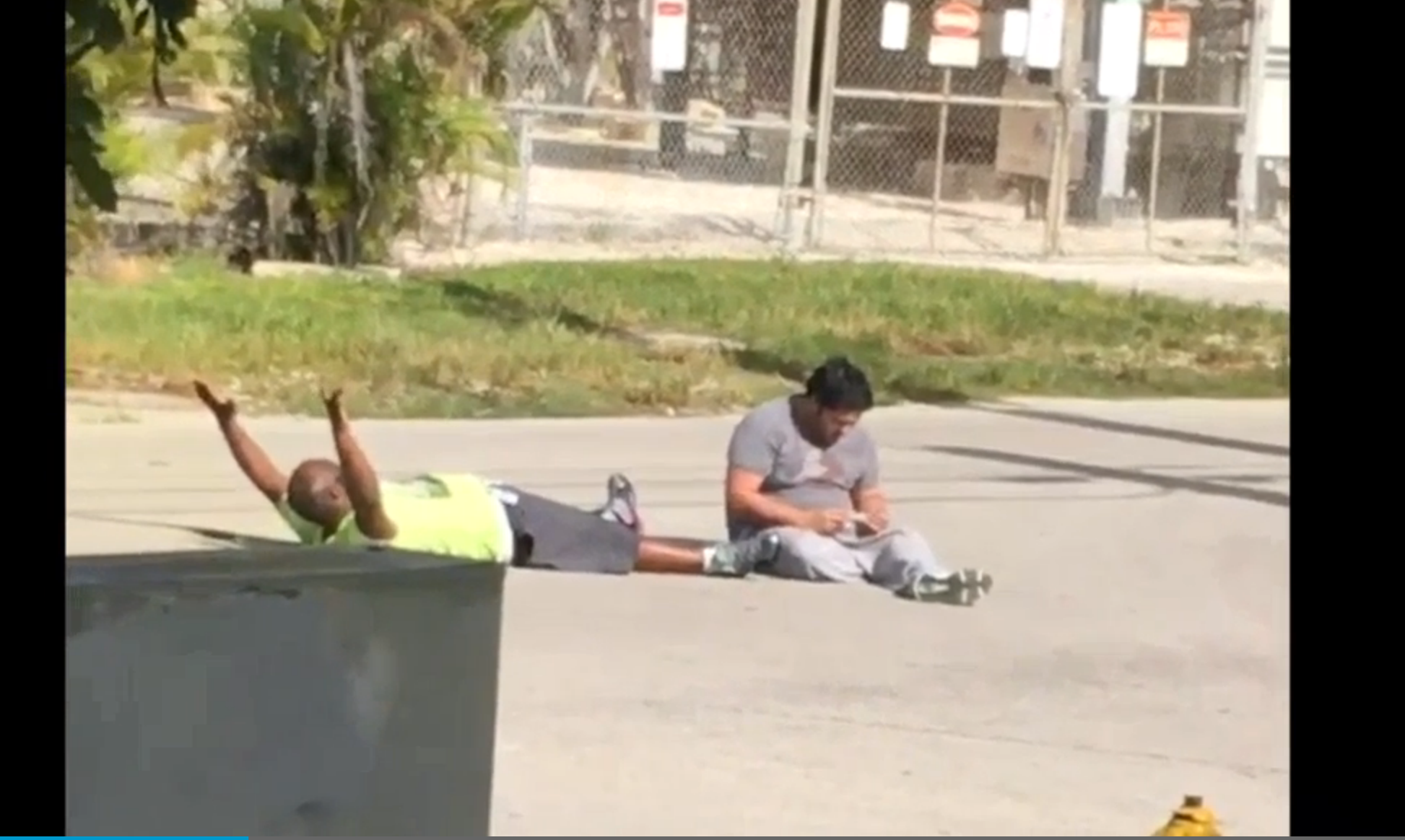 Mistrial, acquittals in case of Florida cop who shot at autistic man, but hit caretaker with hands up