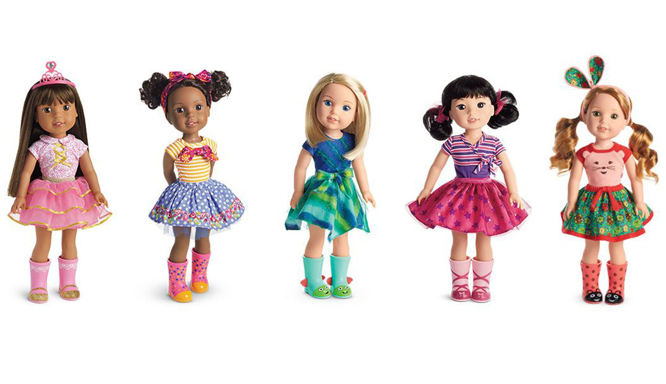 Meet American Girl S New Dolls Welliewishers A Pint