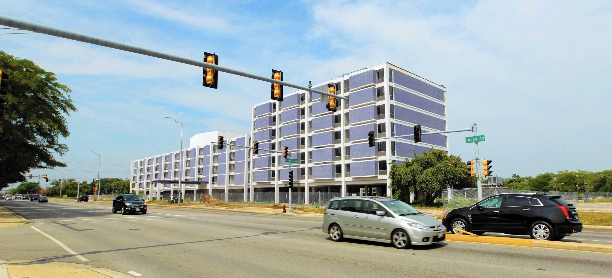 Lincolnwood Alters Tif District To Entice New Purple Hotel Developers Review