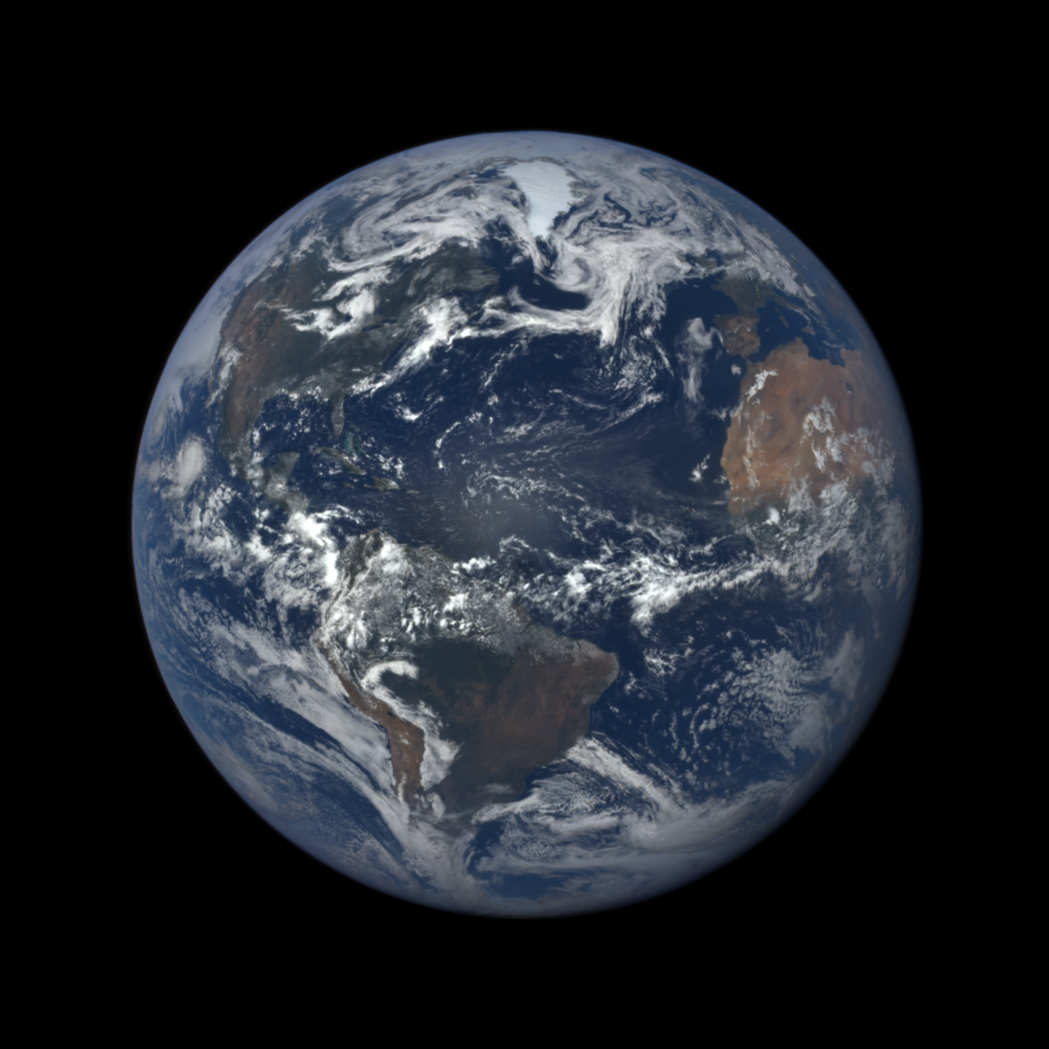 Watch one year on Earth from 1 million miles away - Orlando Sentinel