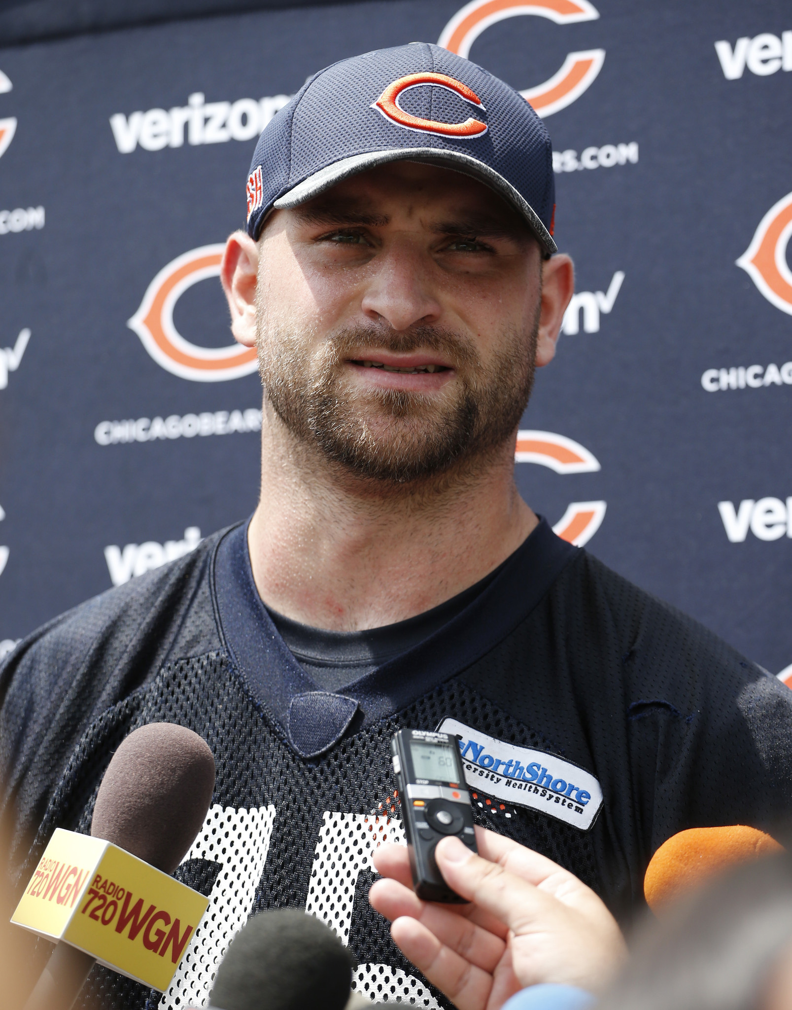 Q&A with Kyle Long The culture is changing Chicago Tribune