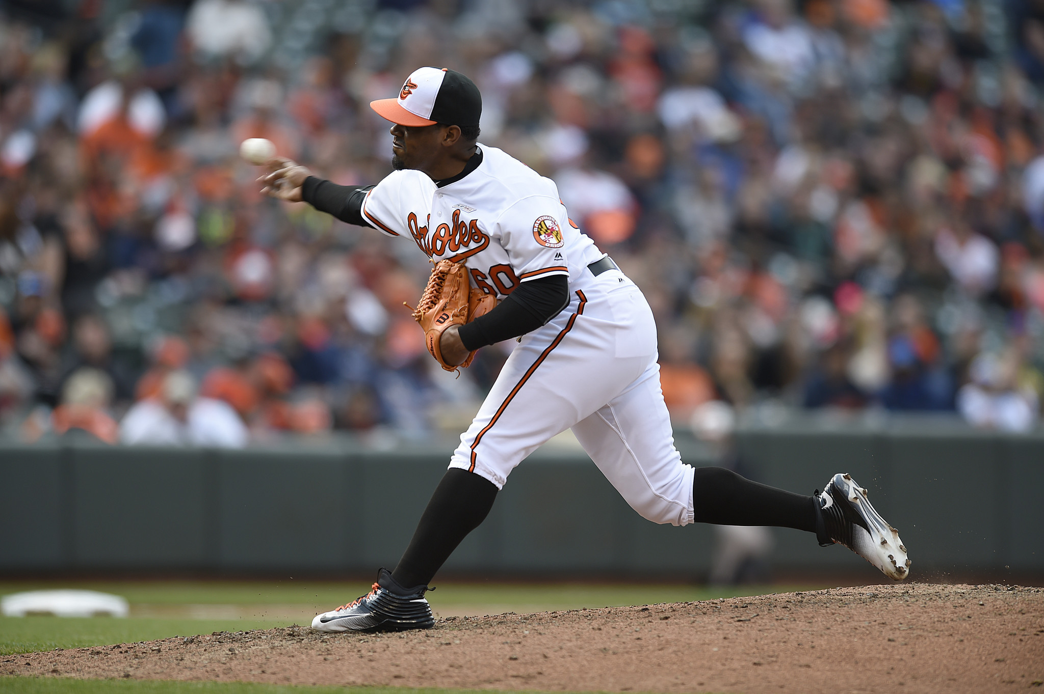 Orioles spotlight: Reliever, new father Mychal Givens