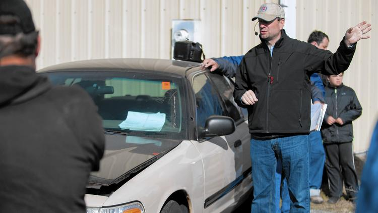 Cars seized in crimes generate lucrative income for police, governments – Naperville Sun
