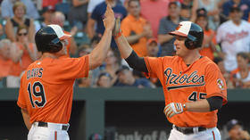 In racing to 30 home runs, Orioles slugger Mark Trumbo shows he's not just a hot starter