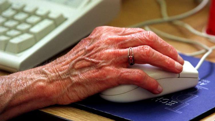 dementia computer training