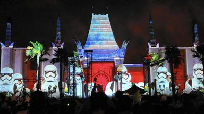 Pictures: Star Wars: A Galactic Spectacular at Disney World