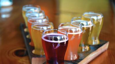 New England Cider Company Opens Tasting Room