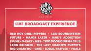 Lollapalooza 2016 live stream