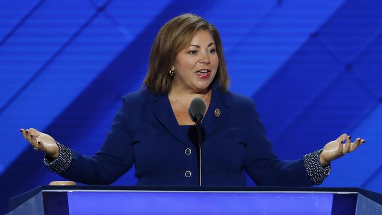 U.S. Rep. Linda T. Sanchez (D-Whittier) (J. Scott Applewhite / Associated Press)
