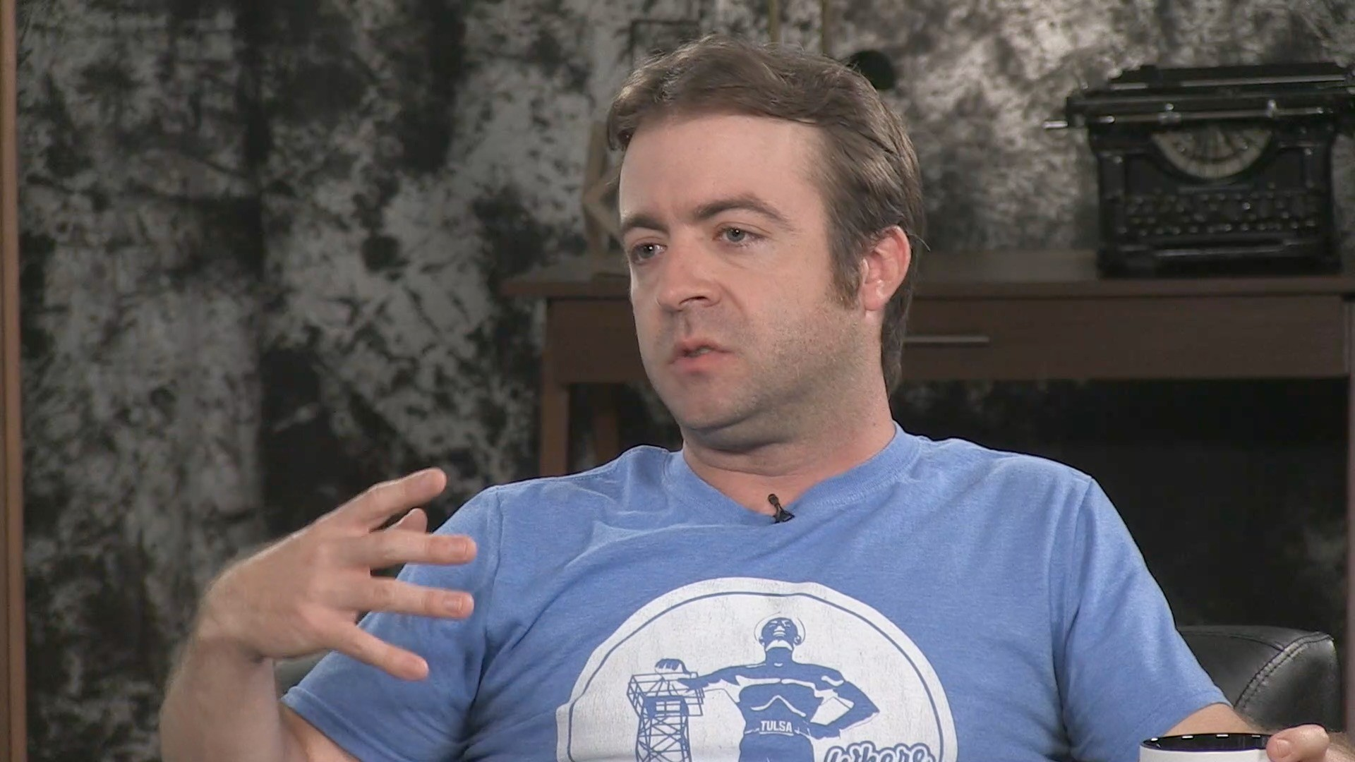 derek waters drunk history