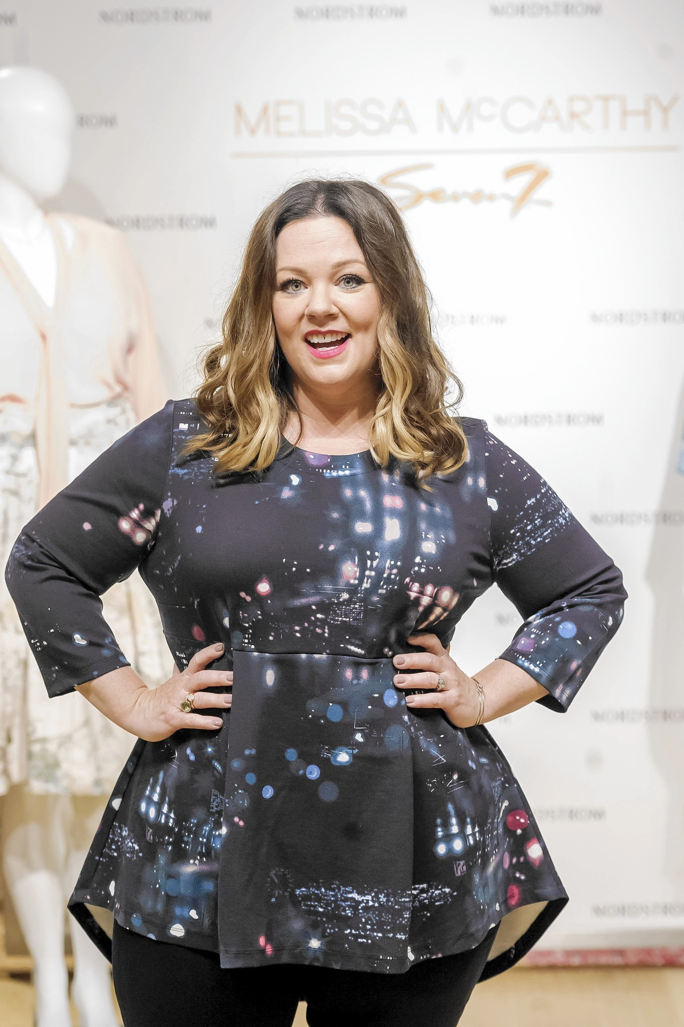 Melissa McCarthy and Shavonne Dorsey: Fabulous style for ...