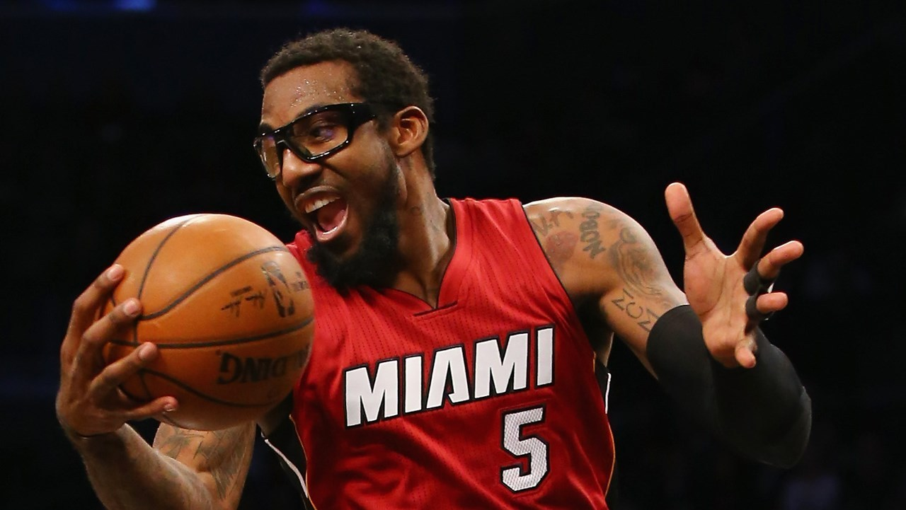 Amar e Stoudemire retires from NBA after single season with Heat