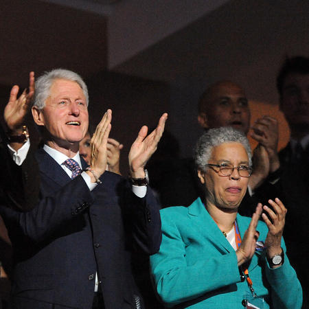 Did Bill Clinton just tell Toni Preckwinkle that Chicago is hers? – John Kass – Chicago Tribune