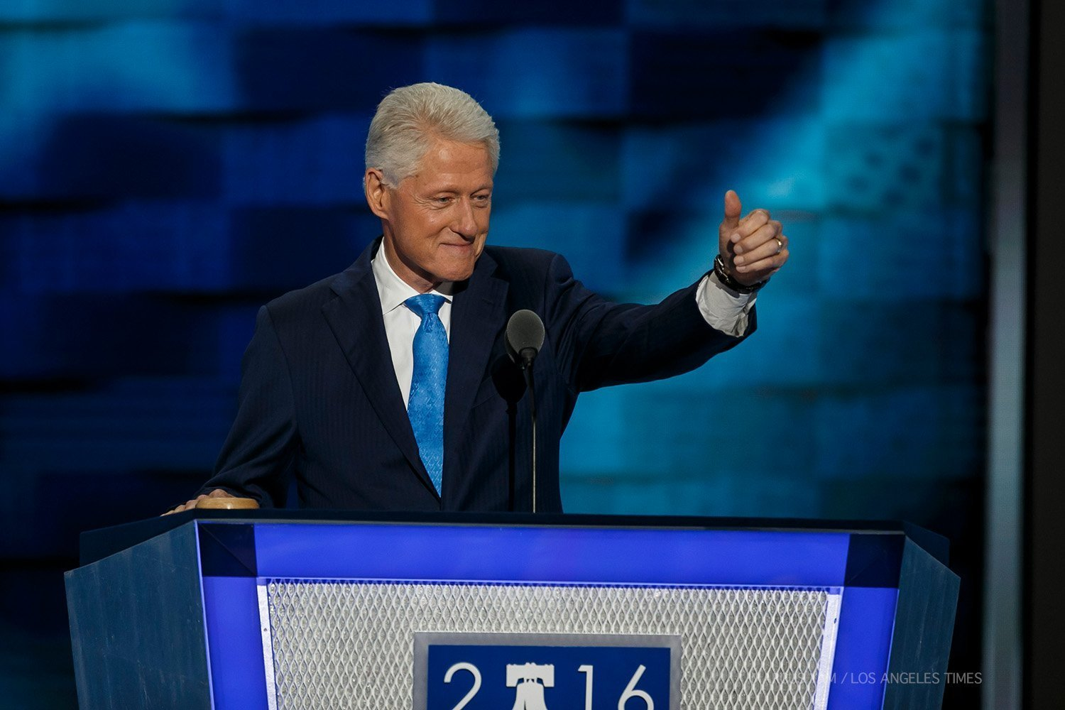 Bill Clinton Tried To Convince Bernie Sanders Supporters