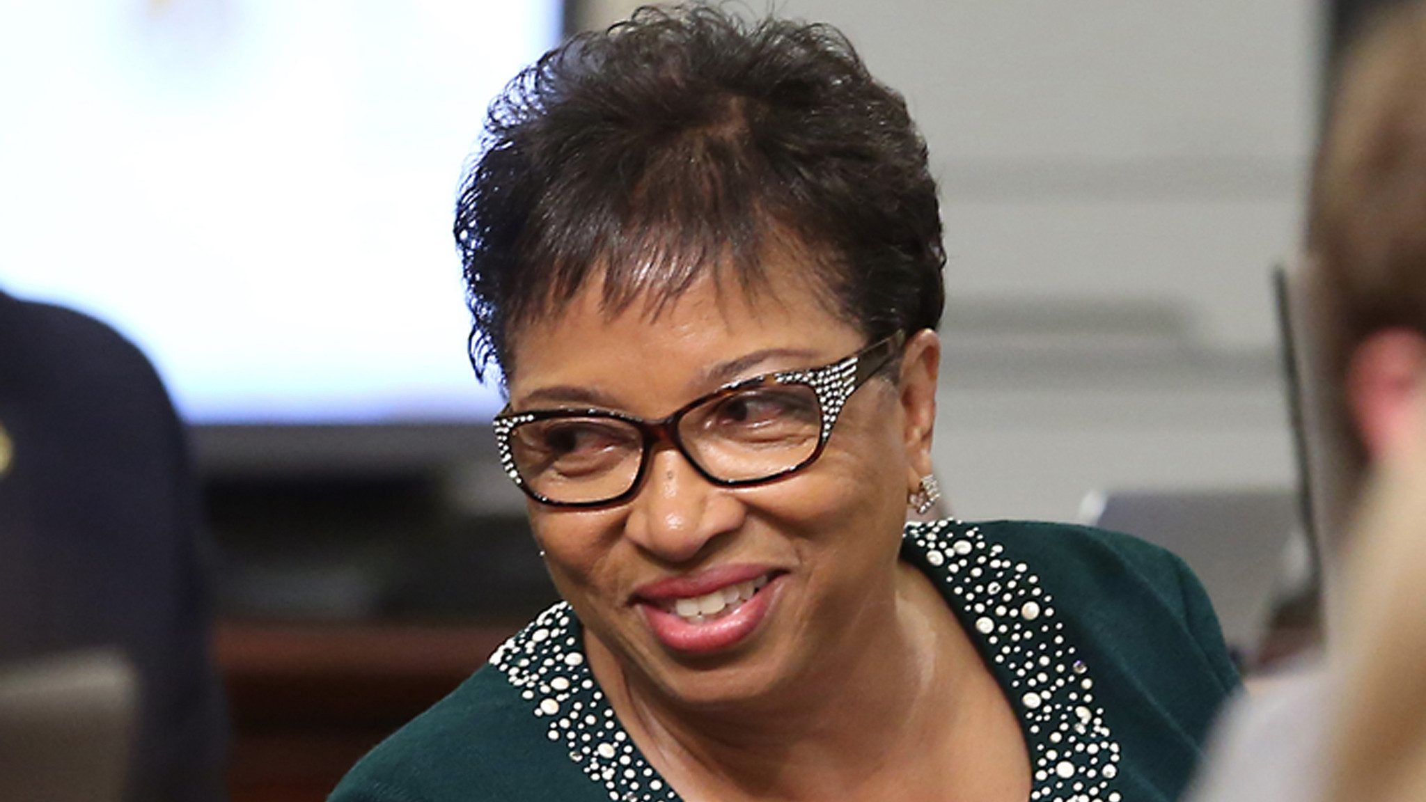 Assemblywoman Cheryl Brown of San Bernardino. (Associated Press)