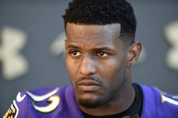 Ravens wide receiver Mike Wallace fails conditioning test