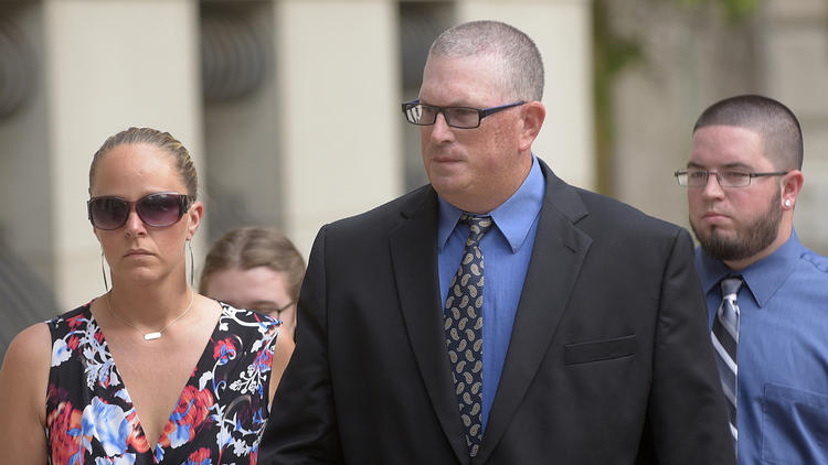 Photos: Trial of Officer Wesley Cagle