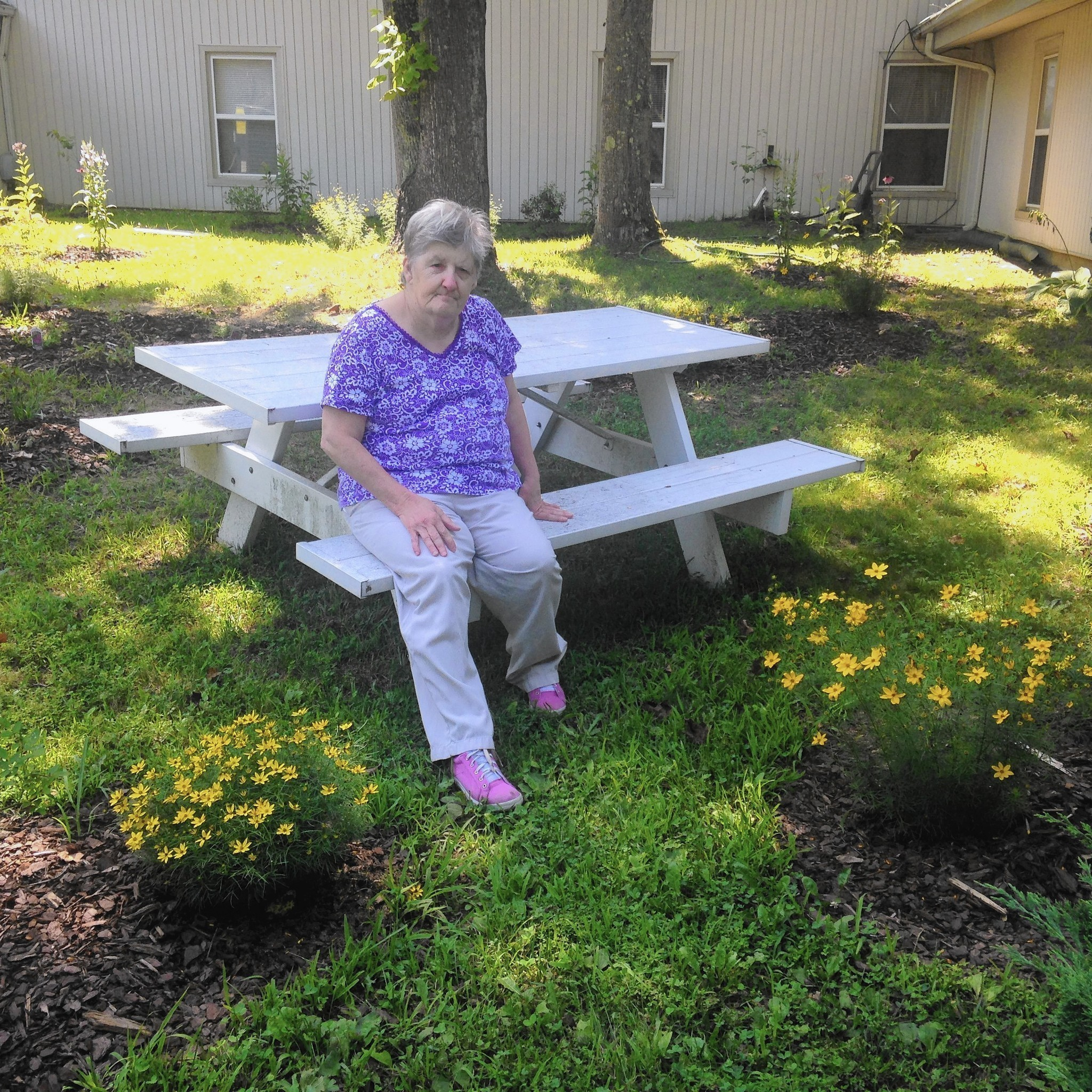 Around Annapolis Relaxation Garden brings solace to Langton Green