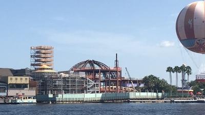 Disney Springs update: What's still under construction?