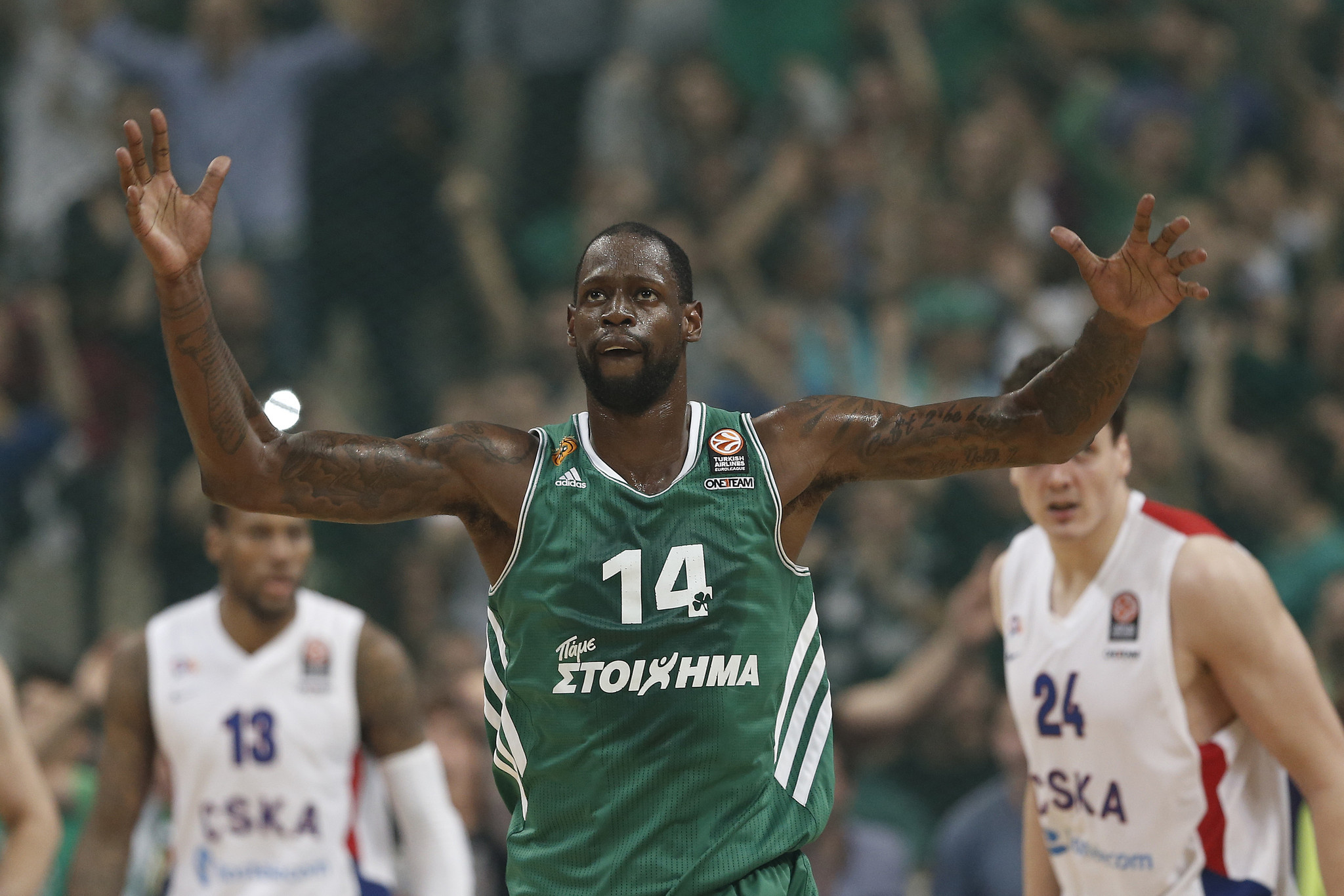 james Gist,Pao,Panathinaikos,euroliga,euroleague,heba,grecia