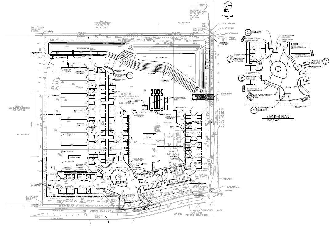 sanford electrical contractor plans new industrial space