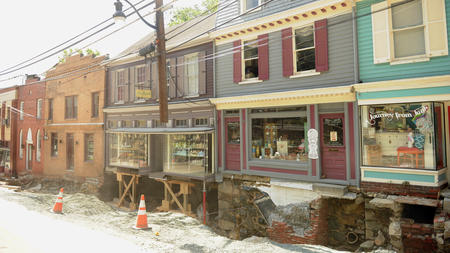 Flooding: Ellicott City, Baltimore hit hard with flood damage