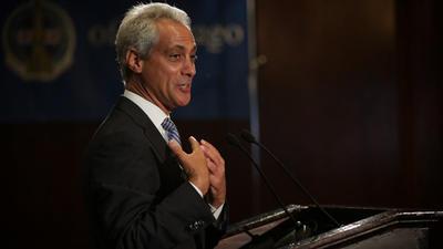 Emanuel defends property tax increase