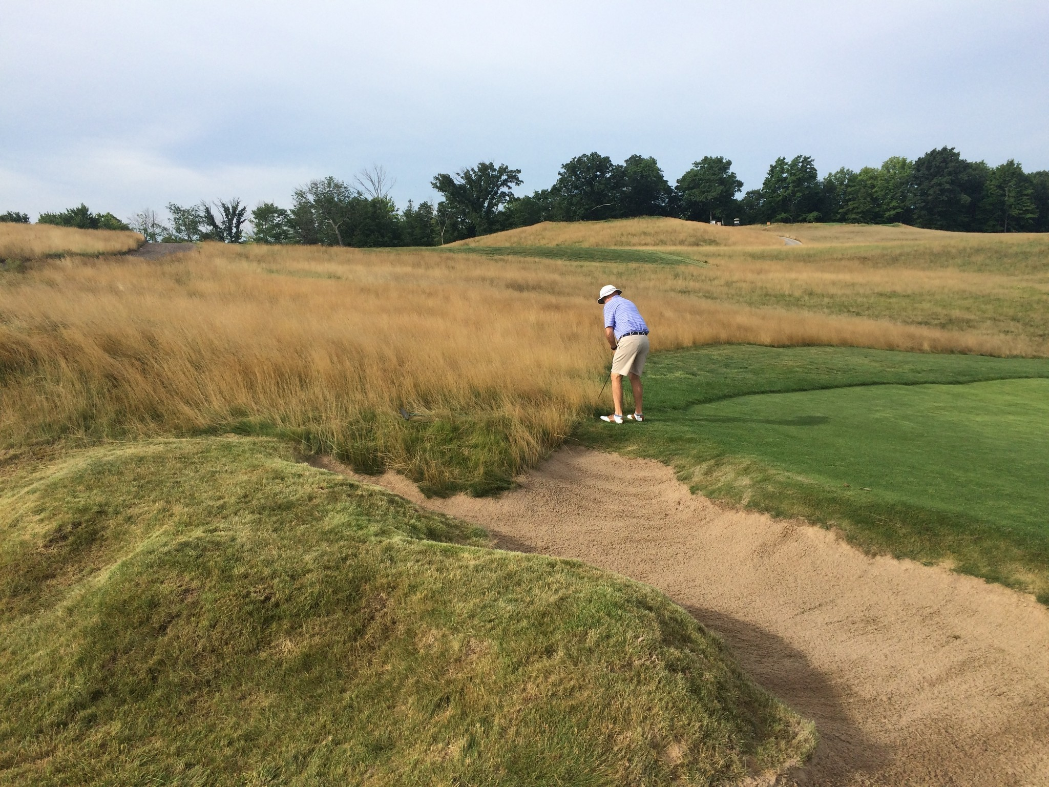 Please USGA Dont Screw Up The US Open At Erin Hills - Us open erin hills map