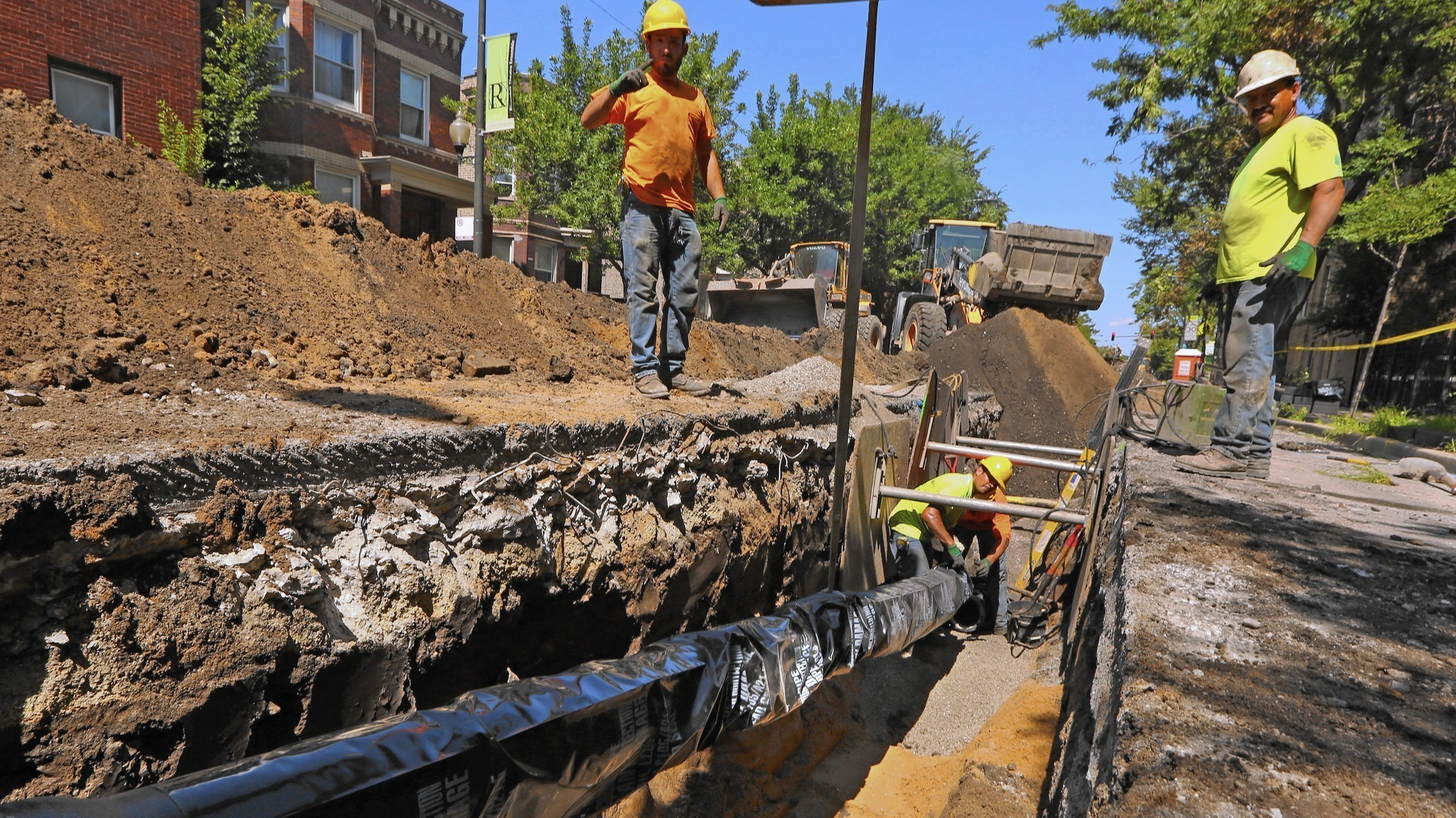 Chicago To Test For Lead In Water On Higher Risk Streets