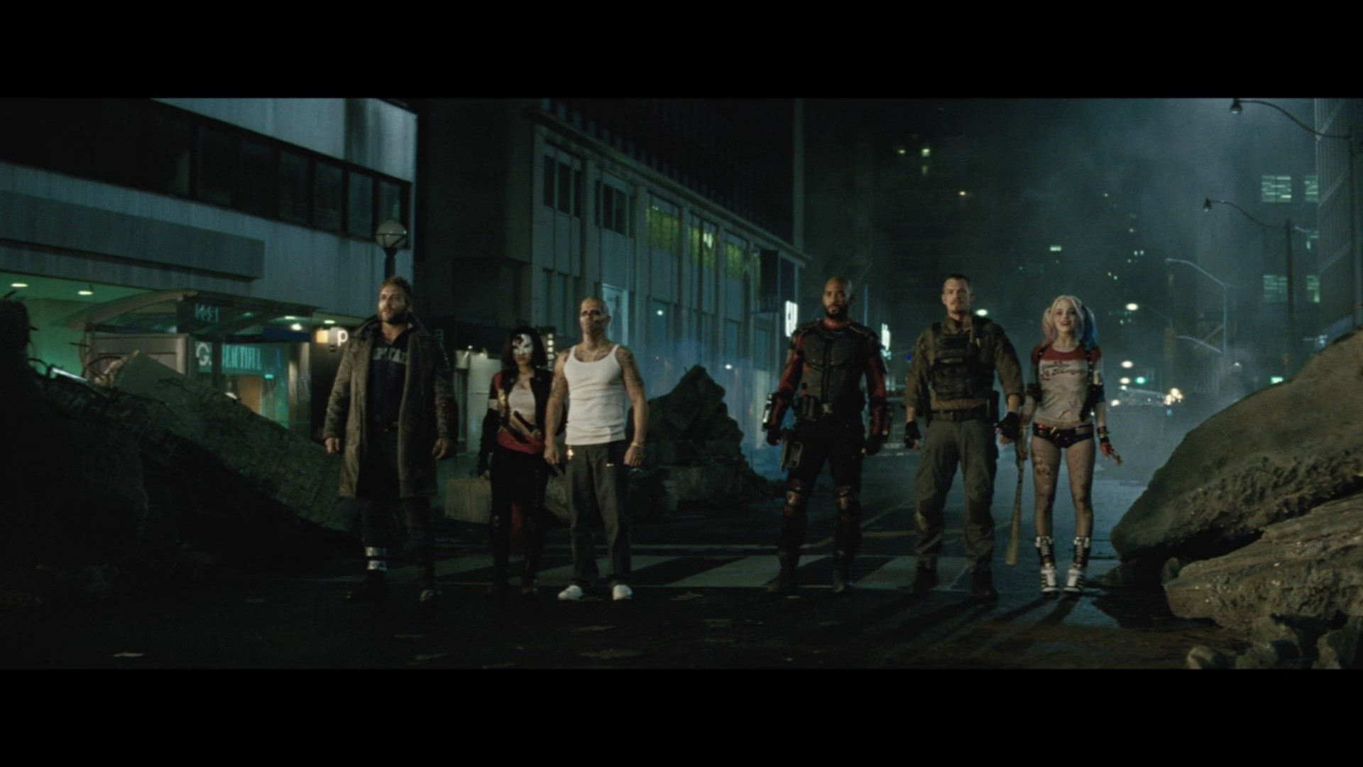 trailer suicide squad chicago tribune