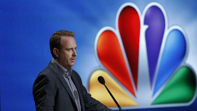 NBC Entertainment Chairman Robert Greenblatt (Chris Haston / NBC)